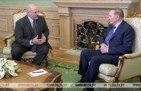 В Минске началась встреча Кучмы и Лукашенко