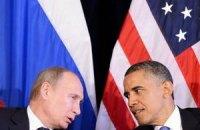 Путін і Обама обговорили питання щодо Сирії, Ірану і ПРО