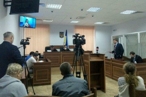 Арешт для екс-начальника київської СБУ продовжили на два місяці