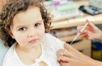 За час пандемії в Україні кожна п'ята дитина не отримала необхідних щеплень, - ВООЗ