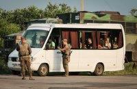 На блокпосту близ Мариуполя пособника боевиков сняли с рейсового автобуса