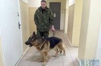 """Неизвестный сообщил о """"минировании"""" суда, в котором избирают меру пресечения для Насирова"""