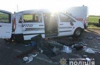 У Запорізькій області п'яний водій спричинив смертельну ДТП