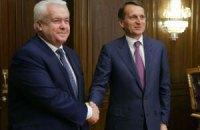 Екс-регіонал Олійник поскаржився Наришкіну на нерівні умови для участі у виборах