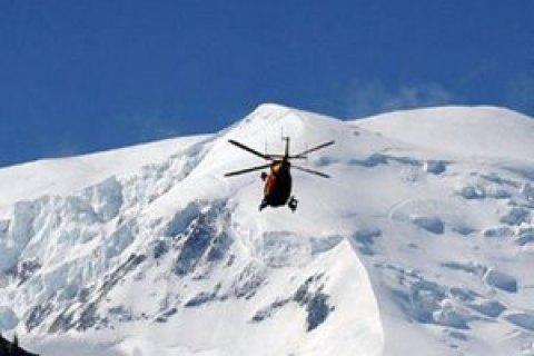 В Італії розбився вертоліт служби порятунку