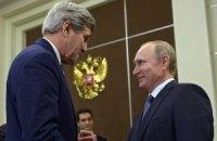 Керрі назвав відвертими переговори з Путіним і Лавровим