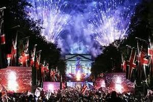 Концерт на юбилей королевы установил рекорд
