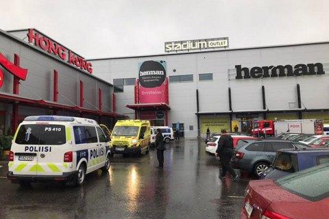 В финском городе Куопио произошло вооруженное нападение в училище, один человек погиб, девять ранены