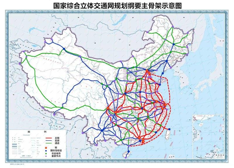 Мапа інфраструктурного плану