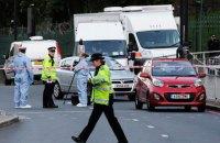 Поліція відпустила водія, який вчинив наїзд на пішоходів у Лондоні