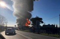 В Италии в результате взрыва на АЗС погибли два человека, более 10 ранены