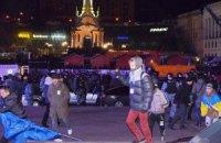 Во время массовых акций в Киеве травмы получили 15 детей