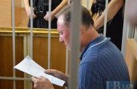 Суд разрешил Ефремову находиться на заседаниях вне камеры