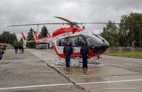 Аваков: МВД получит первые четыре французских вертолета Airbus Helicopters в этом году