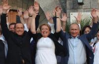 Прокуратура АРК завела дело из-за выпитого Путиным и Берлускони хереса