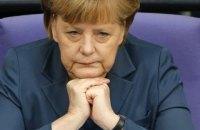 Меркель выступила за срочное решение относительно ношения паранджи