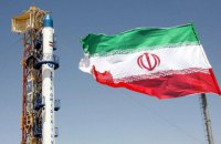 Иран успешно запустил ракету-носитель собственного производства