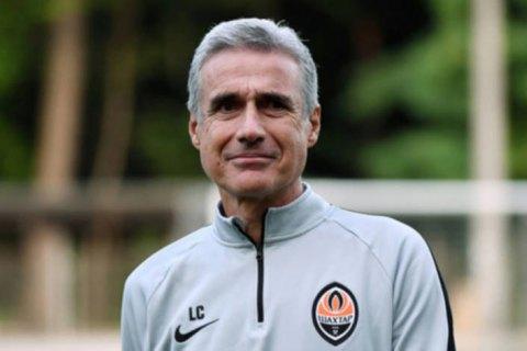 """Главный тренер """"Шахтера"""" ответил на критику Мораеса, которого не пригласили на клубную фотосессию"""