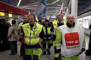 Немецкие профсоюзы приготовились к транспортному коллапсу