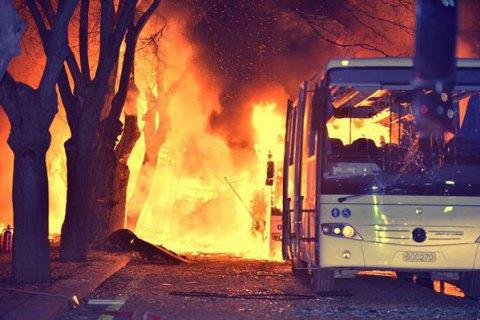 Туреччина поклала відповідальність за теракт в Анкарі на сирійський режим (оновлено)