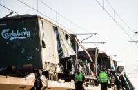 Шестеро людей загинули під час аварії поїзда в Данії