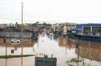 Природа проти бразильського ЧС: місто-господар мундіалю зник під водою