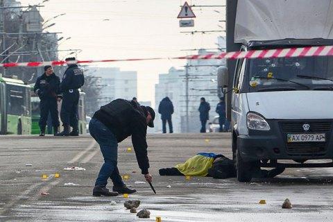 Харківський суд продовжив арешт трьох підозрюваних у теракті 2015 року