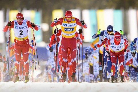 """Сборная Норвегии на чемпионате мира по лыжным видам спорта завоевала """"золота"""" больше, чем все остальные команды вместе взятые"""