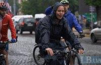В пятницу в Киеве местами кратковременный дождь