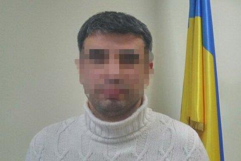 Вгосударстве Украина  схвачен  экс-замминистра спорта Крыма— СБУ