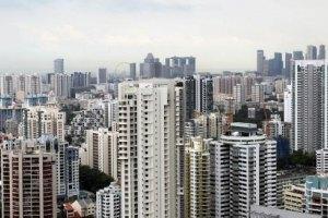 Загрязнение воздуха в Сингапуре достигло рекордного уровня