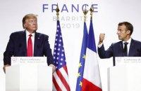США оголосили про введення 25% мита на косметику і сумки з Франції