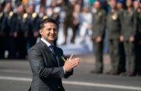 Проведение Дня Независимости обошлось в 549,6 тысяч гривен