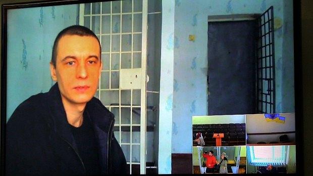 В'язень Сергій Кондрашов