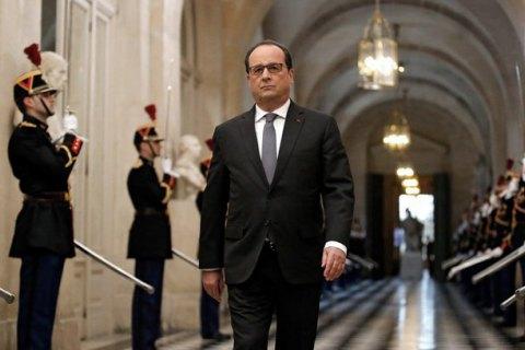 Олланд призвал британских депутатов поддержать авиаудары по ИГИЛ