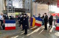 У Парижі пройшли урочистості з нагоди 30-ї річниці відновлення Незалежності України