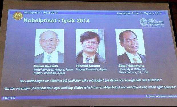 Исама Акасака, Хироси Амано и Судзи Накамура