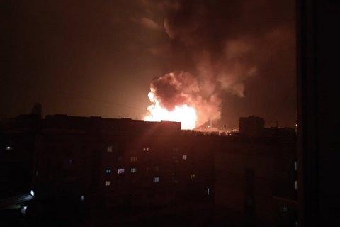 ГПУ нашла ответственных за взрывы в Кропивницком, один из подозреваемых пытался уехать из страны