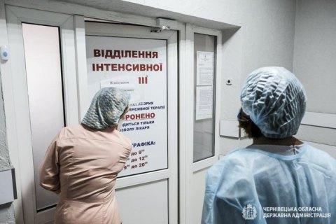 В Украине за сутки зафиксировали 2 551 новый случай COVID-19