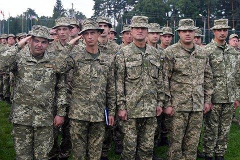 ВРаде разрешили зарубежным военным участвовать вучениях вУкраинском государстве