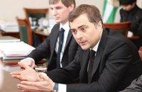 Сурков анонсировал новую встречу с Волкером на начало 2018 года
