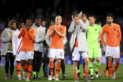 Определился соперник сборной Португалии по финалу Лиги Наций