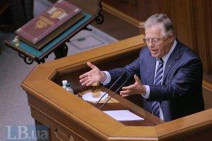 КПУ хочет предоставить Азарову иммунитет от отставки на год