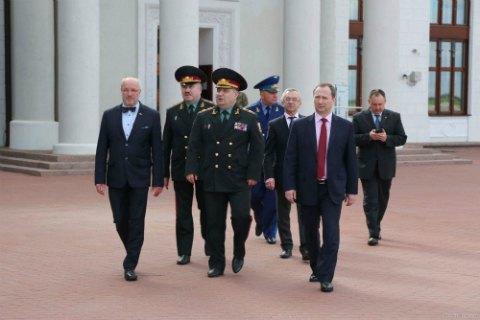 Харківську область відвідали делегації Литви і Латвії