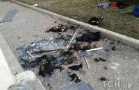 В Інтернеті з'явилися фото погрому батальйону морпіхів у Феодосії