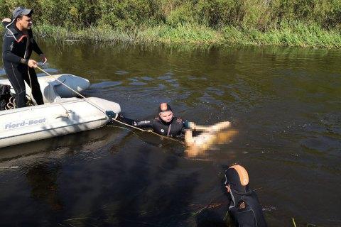 В Киевской области утонула пьяная мать с пятилетним ребенком