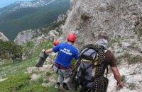 Українські туристи потрапили під каменепад у Кавказьких горах