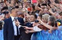Соціологи назвали головні очікування українців від Зеленського і його команди