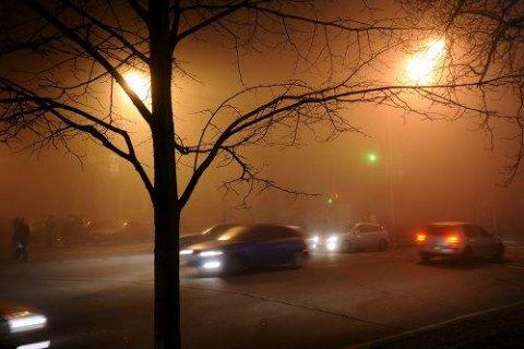 В субботу в Киеве до +9, ночью и утром густые туманы