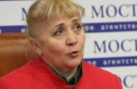 Валентина Семенюк-Самсоненко будет баллотироваться в Верховную Раду по мажоритарке